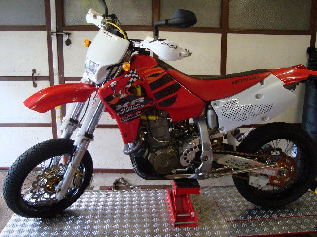 moto honda xr 650 a vendre